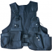 Protective vest and intervention type guard - type 3 (5 pockets)